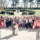 A Pretty Pink Wedding at Newton Hall (c) Paul Liddement Wedding Stories (54)