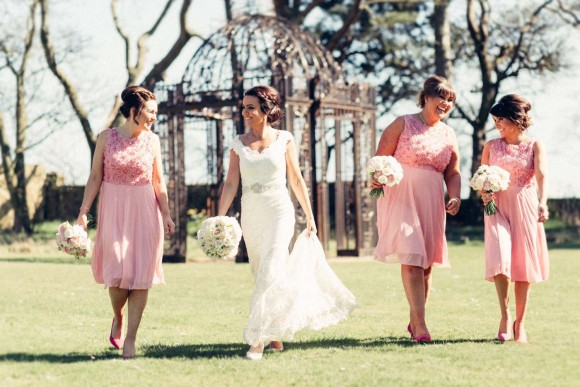 A Pretty Pink Wedding at Newton Hall (c) Paul Liddement Wedding Stories (60)