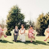 A Pretty Pink Wedding at Newton Hall (c) Paul Liddement Wedding Stories (63)