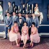 A Pretty Pink Wedding at Newton Hall (c) Paul Liddement Wedding Stories (68)