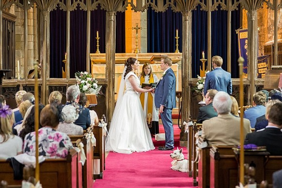 An elegant wedding at Rossington Hall (c) Shakespeare Photography (24)