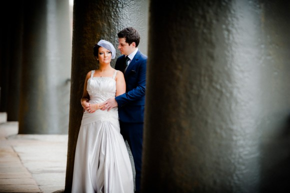 ditching tradition. a white-free wedding at titanic hotel, liverpool – jenny & owen