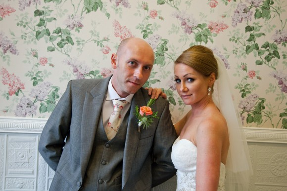 pastels & roses. ronald joyce for astley bank wedding with a vintage twist – jodi & jack