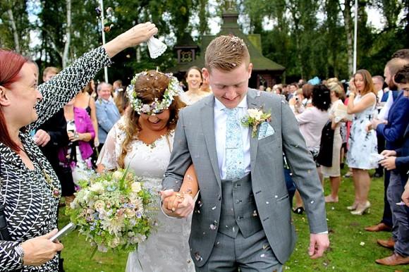 handmade hurrah. a bespoke dress for a country wedding in derbyshire – myroslava & callum
