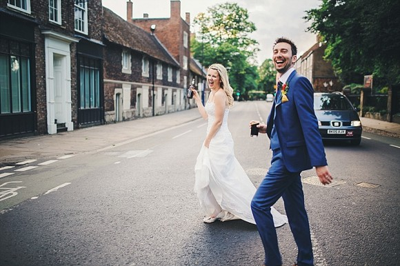 laidback love. a super chilled wedding in york – hayley & andy