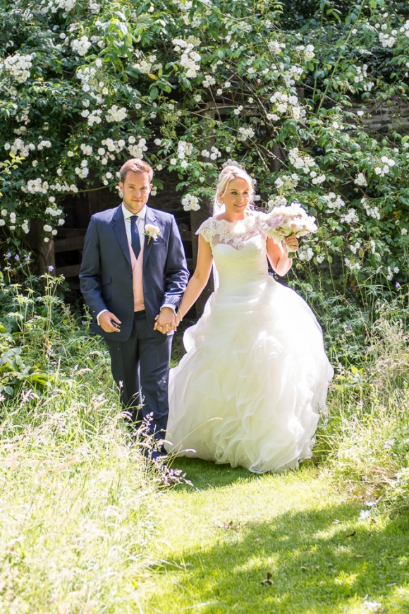 A Pretty Blush Wedding at East Riddlesdon Hall (c) MJ Holding Photography (34)