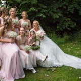 A Pretty Blush Wedding at East Riddlesdon Hall (c) MJ Holding Photography (36)