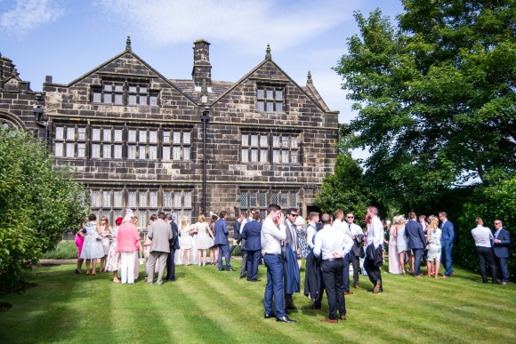 A Pretty Blush Wedding at East Riddlesdon Hall (c) MJ Holding Photography (50)