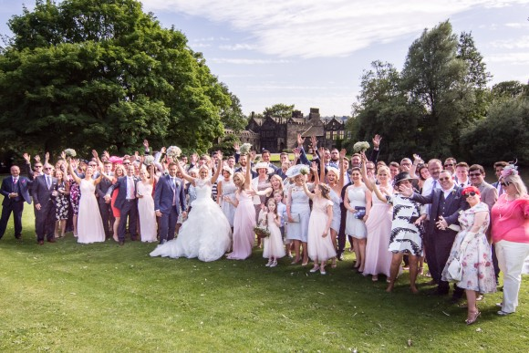 A Pretty Blush Wedding at East Riddlesdon Hall (c) MJ Holding Photography (52)