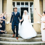 A Pretty Homemade Wedding at Saltmarshe Hall (c) Sarah Beth Photography (33)