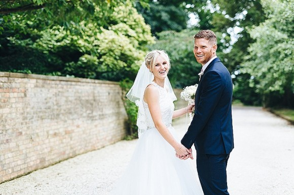 A Pretty Homemade Wedding at Saltmarshe Hall (c) Sarah Beth Photography (40)
