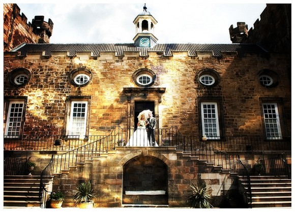 dream venue: lumley castle