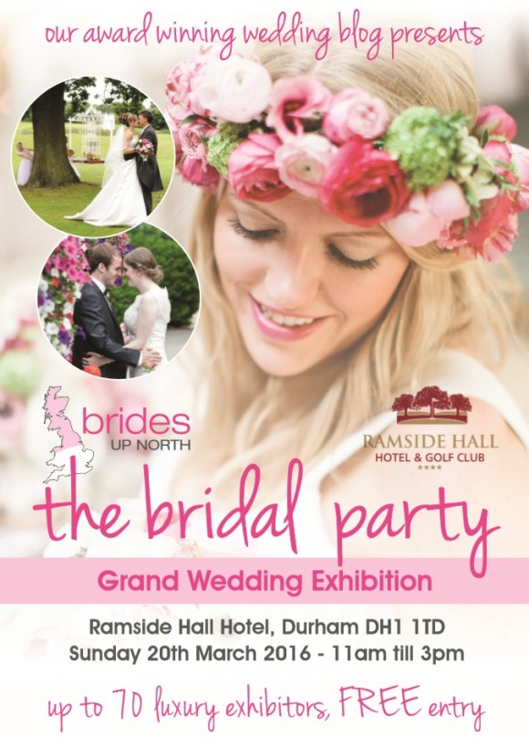 Ramside Hall Grand Wedding Exhibition Spring 2016