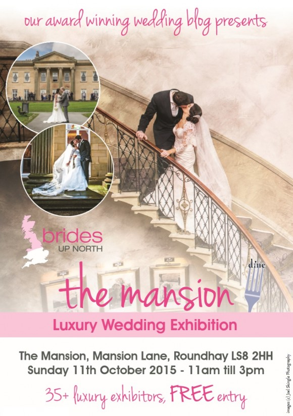 The Mansion Luxury Wedding Exhibition Autumn 2015