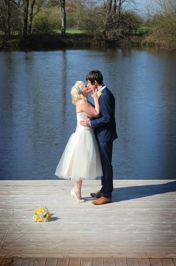 Terry Fox for a Music Themed Wedding at Styal Lodge - Sara & Josh