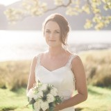 A Pretty Lakeside Bridal Shoot (c) Beth Sunners Photography (18)