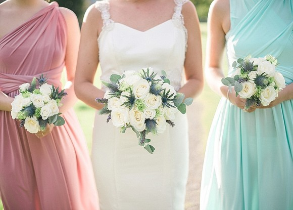 A Pretty Lakeside Bridal Shoot (c) Beth Sunners Photography (2)
