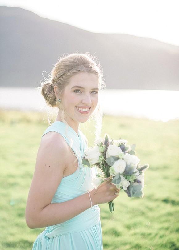 A Pretty Lakeside Bridal Shoot (c) Beth Sunners Photography (21)