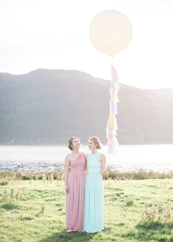 A Pretty Lakeside Bridal Shoot (c) Beth Sunners Photography (33)