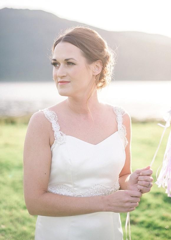 A Pretty Lakeside Bridal Shoot (c) Beth Sunners Photography (37)