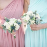 A Pretty Lakeside Bridal Shoot (c) Beth Sunners Photography (6)