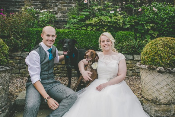 A Teal Wedding at Holdsworth House (c) Ellie Grace Photography (38)