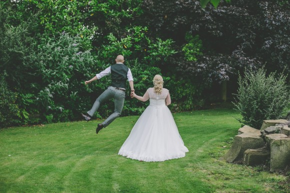 A Teal Wedding at Holdsworth House (c) Ellie Grace Photography (46)