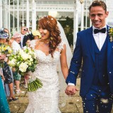 A Vintage Style Wedding At Wentworth Castle Gardens (c) S6 Photography (21)