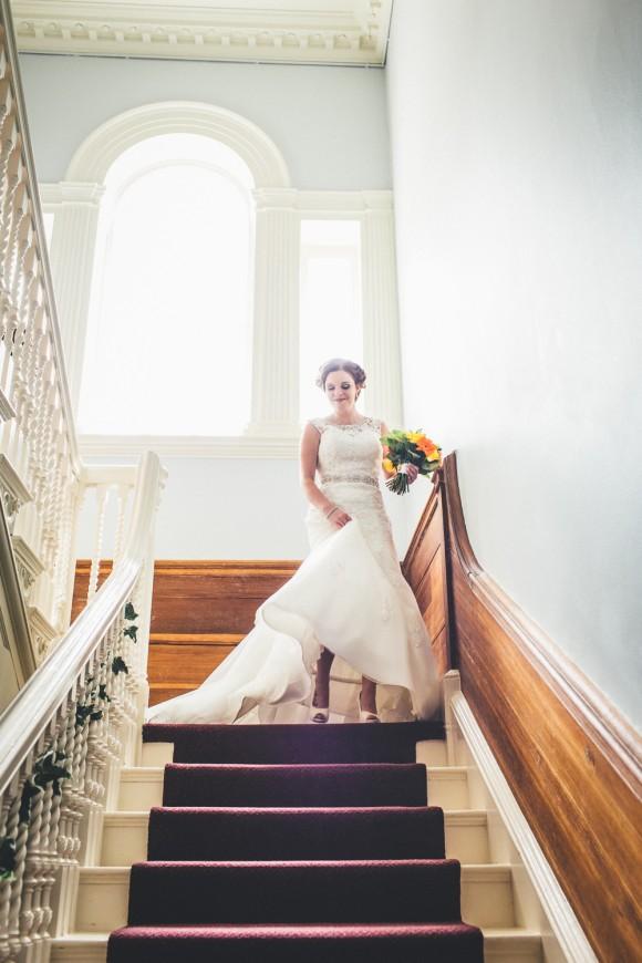 A Zesty Wedding at Trafford Park (c) Jessica O'Shaughnessy Photography (12)