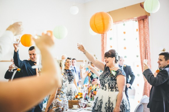 A Zesty Wedding at Trafford Park (c) Jessica O'Shaughnessy Photography (38)