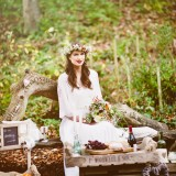 An Autumnal Boho Styled Shoot by Key Reflections for KMR Bespoke Bridal(16)
