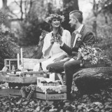 An Autumnal Boho Styled Shoot by Key Reflections for KMR Bespoke Bridal(26)