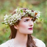 An Autumnal Boho Styled Shoot by Key Reflections for KMR Bespoke Bridal(27)