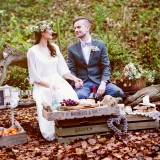 An Autumnal Boho Styled Shoot by Key Reflections for KMR Bespoke Bridal(33)