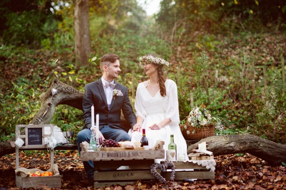 An Autumnal Boho Styled Shoot by Key Reflections for KMR Bespoke Bridal(36)