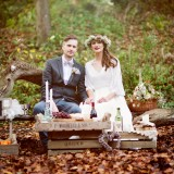 An Autumnal Boho Styled Shoot by Key Reflections for KMR Bespoke Bridal(38)