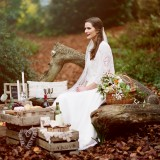 An Autumnal Boho Styled Shoot by Key Reflections for KMR Bespoke Bridal(46)