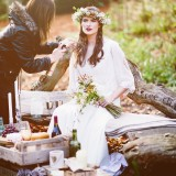 An Autumnal Boho Styled Shoot by Key Reflections for KMR Bespoke Bridal(6)