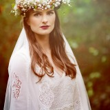 An Autumnal Boho Styled Shoot by Key Reflections for KMR Bespoke Bridal(60)
