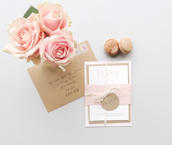 stationery with a difference: project pretty