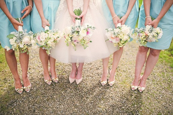 A Beautiful Pastel Wedding at Woodhill Hall (c) Helen Russell Photography (29)