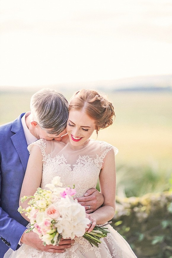 A Beautiful Pastel Wedding at Woodhill Hall (c) Helen Russell Photography (67)