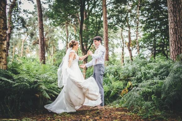 a wonderful world. a pretty boho wedding at abbeywood gardens – hannah & joe