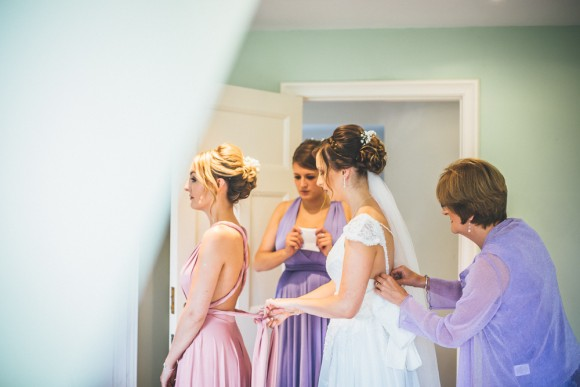 A Pretty Boho Wedding (c) Jessica O'Shaughnessy Photography (6)