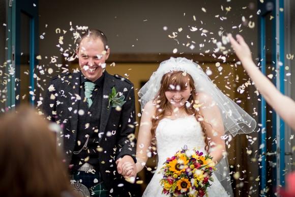 minted. a handmade wedding in the shetland islands – rachel & david