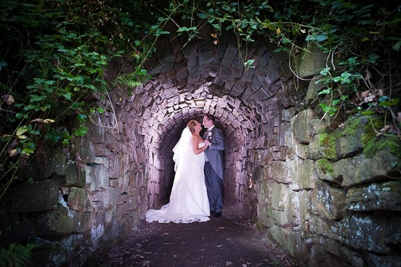 wrapped in lace. a pretty pink wedding at jesmond dene house – lucy and david