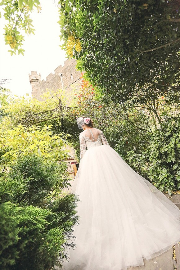 A Pretty Vintage Wedding at Lumley Castle (c) Helen Russell Photography (47)