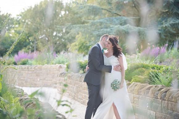 elegant emerald. a pretty green wedding at bowcliffe hall – wendy & steve
