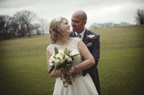 new blooms. a simple springtime wedding at broughton hall – sally & dave