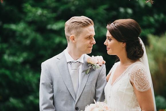 understated elegance. jenny packham for an elegant wedding at oulton hall